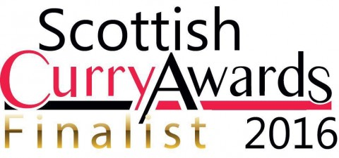Scottish Curry Awards Finalist